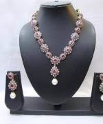 Mariam Sikander Eid Jewellery Collection 2015 For Women003