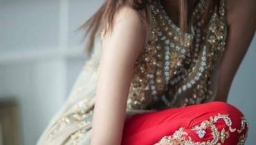 Mina Hasan Women Formal Wear Dresses 2015 For Wedding 4