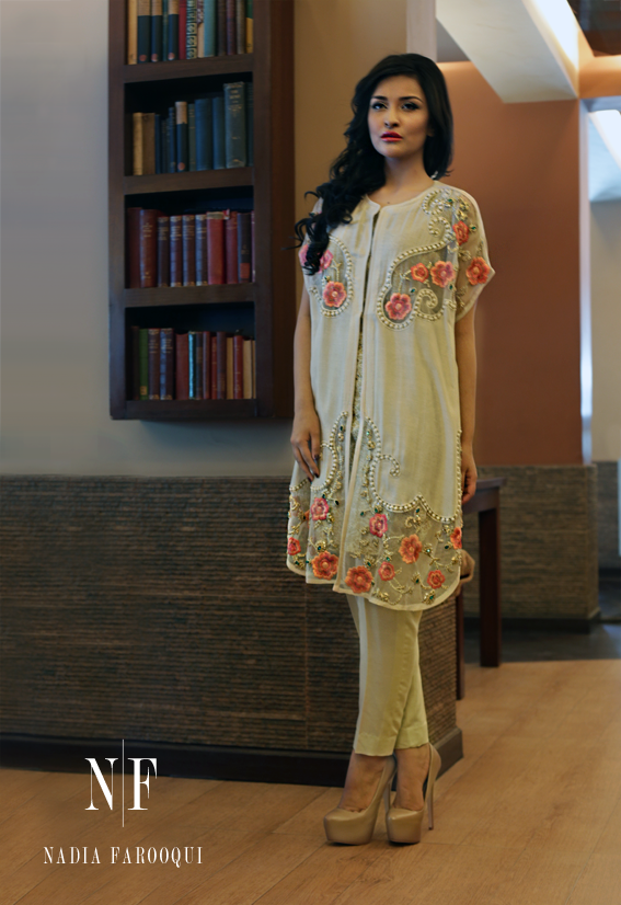 Nadia Farooqui Eid Collection 2015 For Women001