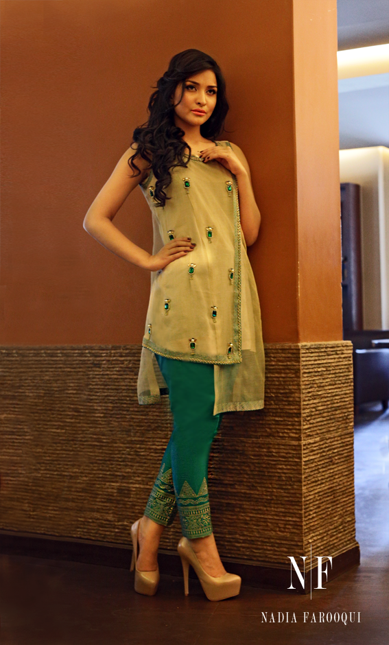 Nadia Farooqui Eid Collection 2015 For Women002