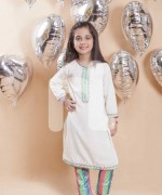 Naqsh By Nishat Linen Eid Collection 2015 For Kids-06