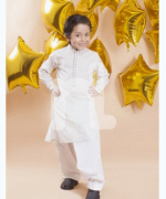 Naqsh By Nishat Linen Eid Collection 2015 For Kids0011