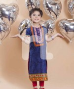Naqsh By Nishat Linen Eid Collection 2015 For Kids003