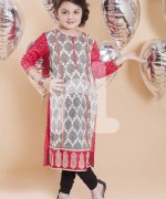 Naqsh By Nishat Linen Eid Collection 2015 For Kids004