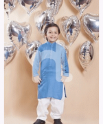 Naqsh By Nishat Linen Eid Collection 2015 For Kids007