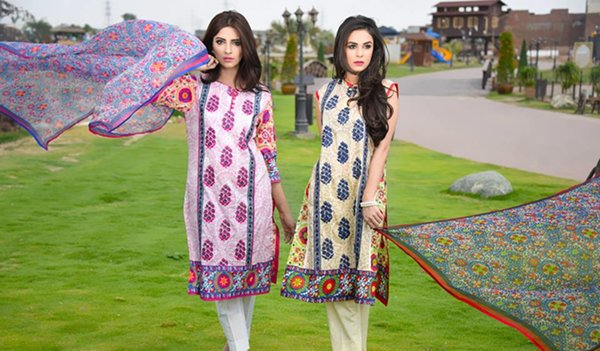 Nimsay Eid Collection 2015 For Women