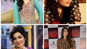 Pakistani Film Heroines And Their Fashion Statement Past And Present