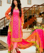 Phulkari by Taana Baana Eid Dresses 2015 For Women 1