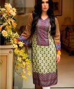 Phulkari by Taana Baana Eid Dresses 2015 For Women 4