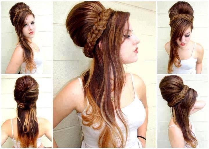 Romantic hairstyle tutorial