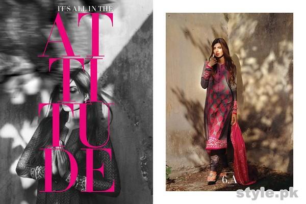 Sana Safinaz Eid Collection 2015 For Women 1