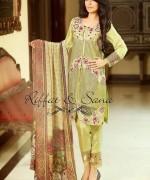 Sana Salman Eid-Ul-Fitr Dresses 205 For Girls 11