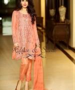 Sana Salman Eid-Ul-Fitr Dresses 205 For Girls 5