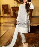 Sana Salman Eid-Ul-Fitr Dresses 205 For Girls 8