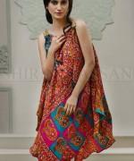 Shirin Hassan Eid Dresses 2015 For Girls 1