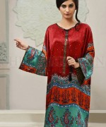 Shirin Hassan Eid Dresses 2015 For Girls 2