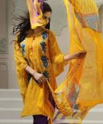 Shirin Hassan Eid Dresses 2015 For Girls 3