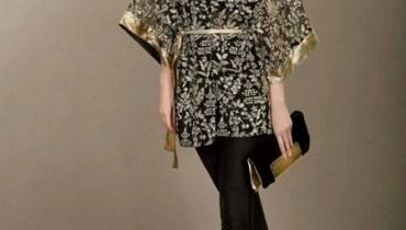 Silk by Fawad Khan Eid Dresses 2015 For Girls 1