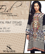 So Kamal Eid Collection 2015 For Women001