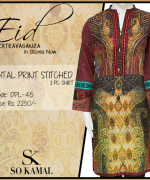 So Kamal Eid Collection 2015 For Women003