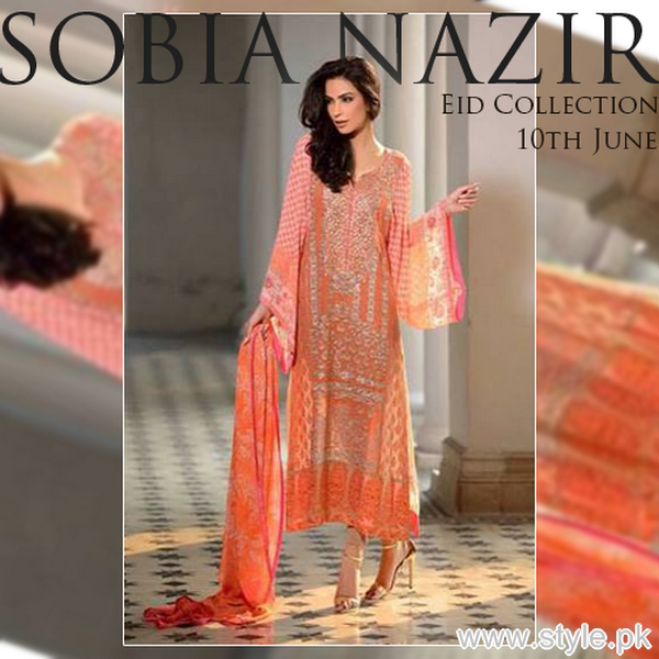 Sobia Nazir Eid Collection 2015 For Women 3