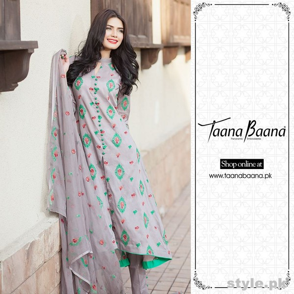 Taana Baana Eid Collection 2015 For Women 4