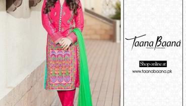 Taana Baana Eid Collection 2015 For Women 5