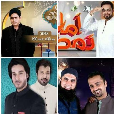 Top 5 Ramadan Transmissions And Their Anchors In 2015