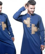 Wajahat Mansoor Menswear Collection 2015 For Eid-Ul-Fitr 1