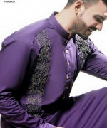 Wajahat Mansoor Menswear Collection 2015 For Eid-Ul-Fitr 3
