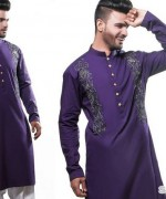 Wajahat Mansoor Menswear Collection 2015 For Eid-Ul-Fitr 5
