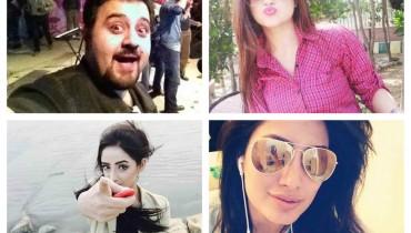 Which Pakistani Celebrities Are Selfie Junkies