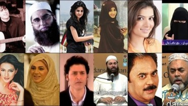 Which Pakistani Celebrities Left Showbiz And Become Religious Scholars