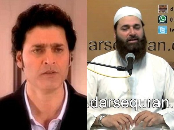 Which Pakistani Celebrities Left Showbiz And Become Religious Scholars004
