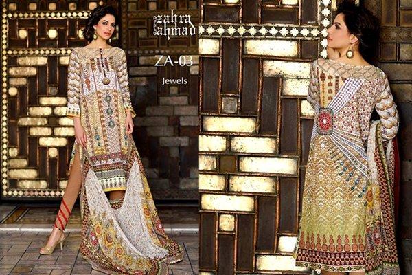 Zahra Ahmad Eid Collection 2015 For Women0010