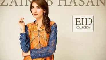 Zainab Hasan Eid Collection 2015 For Women001