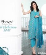 Bareeze Eid Dresses 2015 For Women 3