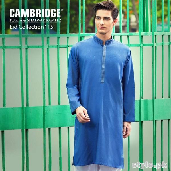 Cambridge Eid Kurta Shalwar For Men 2015 6