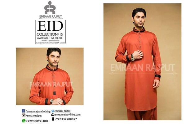 Emraan Rajput Eid Collection 2015 For Men008