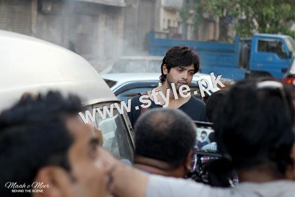 See Fahad Mustafa as Meer Taqi Meer in Mah e meer