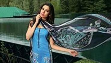 Farah Leghari Eid Dresses 2015 by Shariq Textiles 5