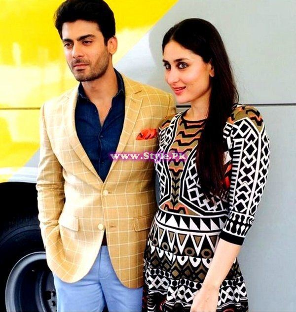 See Fawad Khan Spotted with Kareena Kapoor