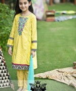 Maria B Eid Collection 2015 Volume 2 For Women And Kids003
