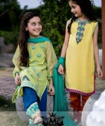 Maria B Eid Collection 2015 Volume 2 For Women And Kids005