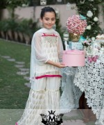 Maria B Eid Collection 2015 Volume 2 For Women And Kids009