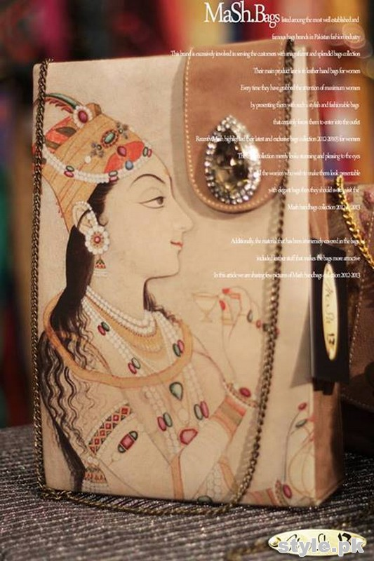 Mash.Bags Eid Collection 2015 For Women 1