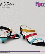 Metro Eid Footwear Collection 2015 For Women0010