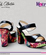 Metro Eid Footwear Collection 2015 For Women003