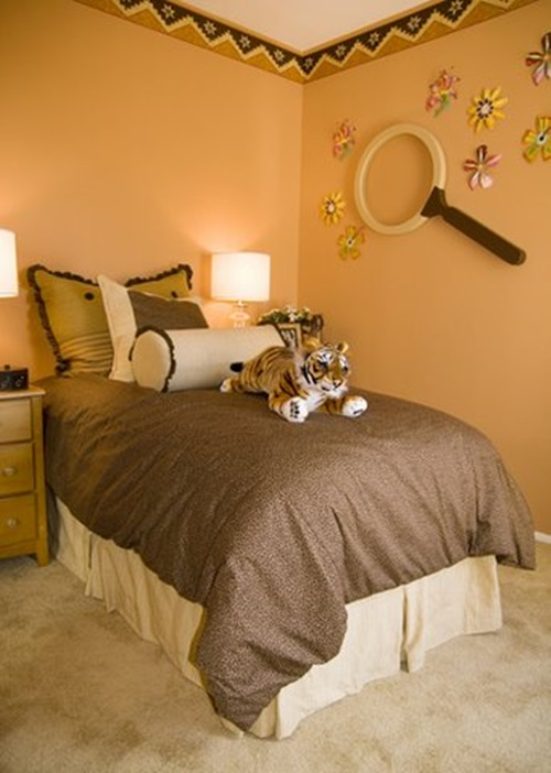 See How to decor your bedroom walls