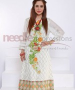Needle Impressions Ready To Wear Eid Collection 2015 For Women0012